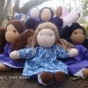 Handmade dolls for someone special