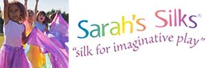 Sarah's Silks for Imaginative Play
