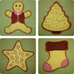 Christmas Cookie Applique Collection