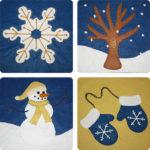 Winter Wonderland Applique Collection