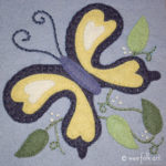 Butterfly Applique :: Springtime Collection