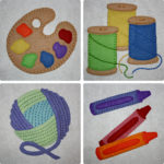 Crafting Applique Collection