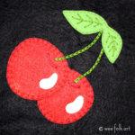 Cherries Applique :: Super Sweet Fruit Collection
