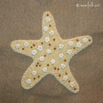 Starfish Applique :: Stroll on the Beach Applique Collection