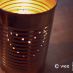 Tin Can Lantern Project
