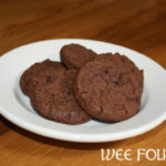 French Chocolate Sable Cookie Recipe
