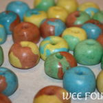 Salt Dough Beads Directions