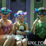 Carnival Mask Craft (Carnaval do Brasil)