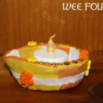 How to Make Diwali Diyas