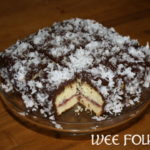 Lamington Cake Recipe