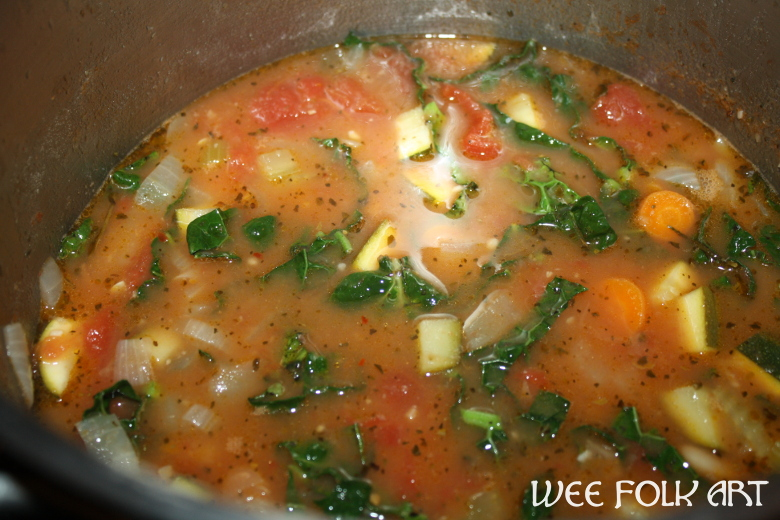 Ribollita Soup Recipe