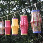 Single and Double Chinese Lanterns Project