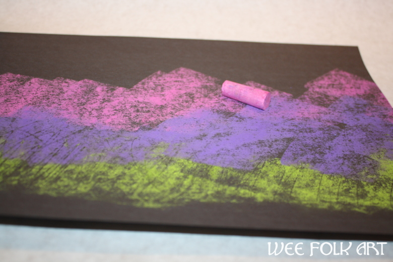 Aurora Borealis Craft