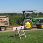 Field Trip – Tractor Pulled Wagon Ride