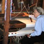 Weaving Loom Demonstration