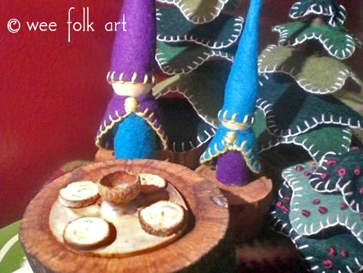 basic waldorf peg gnome pattern