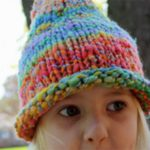Pointed Pixie or Gnome Hat