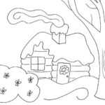 rainstick coloring pages for kids - photo#5
