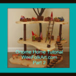 Gnome Home :: Part 2 :: Cutting Out Pieces