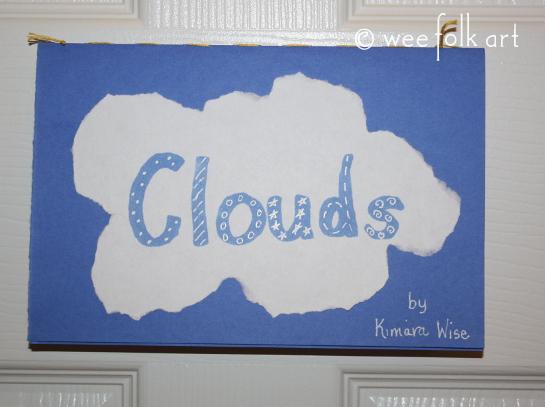 creative clouds activity book