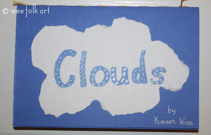 make your own cloud book