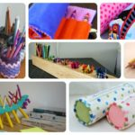 Back to School :: Crayon and Pencil Storage