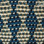 Learn to Knit Afghan :: Block Twelve
