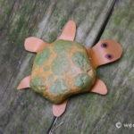 Painted Rock Turtles