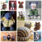 Cat and Mouse Knit Patterns