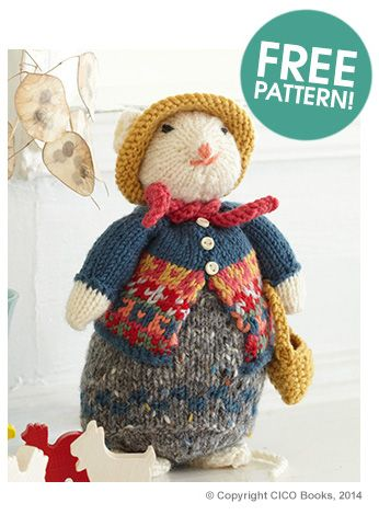 Free Doll Knitting Patterns Download