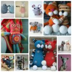 Cat and Mouse Crochet Patterns