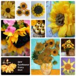 DIY Sunflower Showcase