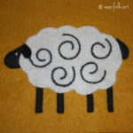 Barnyard Sheep