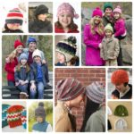 Church Ladies FREE Knit and Crochet Family Hat Patterns