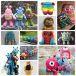 Crochet Monster Patterns