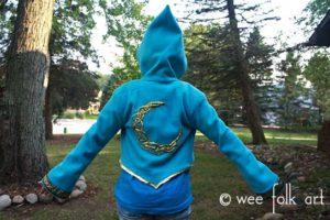 Moon Fairy Gypsy Jacket