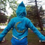 Moon Fairy Jacket & Celtic Knot Work Pattern