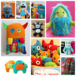 Sewn Monster Patterns