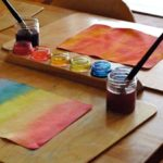 Oak Meadow: Applying Conscious Process Through Watercoloring