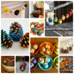 Pinecone and Acorn Crafts