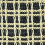 Learn to Knit Afghan :: Block Nineteen