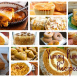 Sweet Treat Pumpkin Recipes