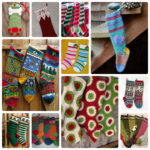 Knit and Crochet Christmas Stocking Patterns