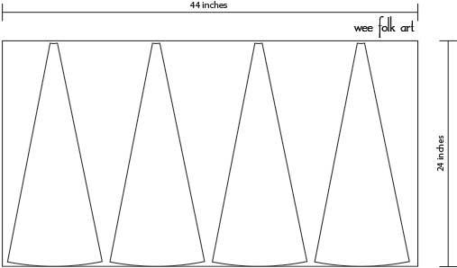 tree-skirt-cut-layout
