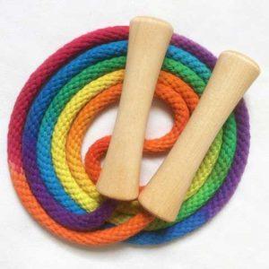 Bella Luna Give-Away Rainbow Jump Rope