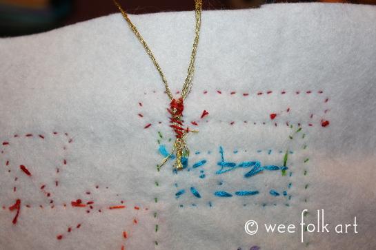 toy train ornament - add hanger545wm