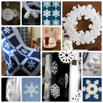 Snowflake Crafts