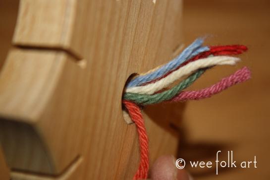 weaving star- 5 545wm
