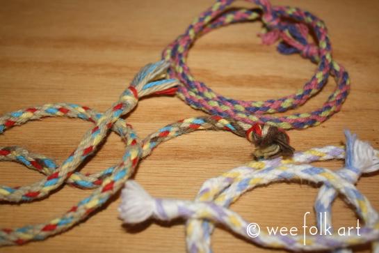 weaving star- braceletsdone 545wm