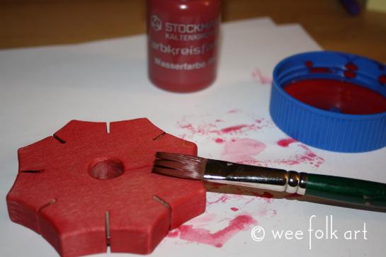 weaving star- paint 545wm